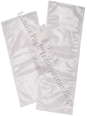 Transparent Bags, Plastic Transparent Bags, Black/ Clear